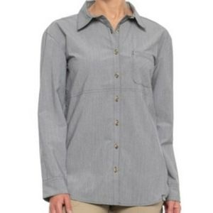 The North Face Women's Stevie Grey Heather Button